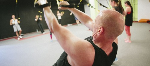 Functional TRX Workout
